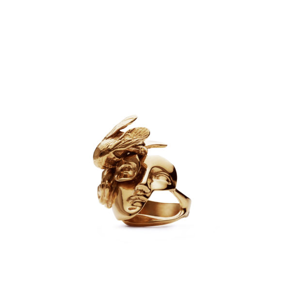 Yunus And Eliza Deco Bee Ring