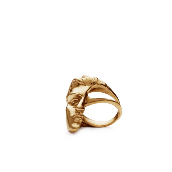 Yunus And Eliza Mercutio Ring